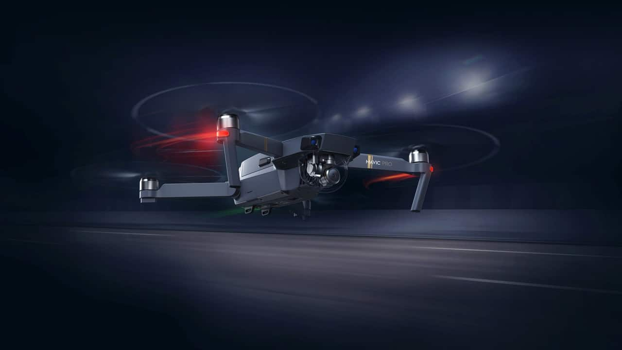 Angetestet: DJI MAVIC Pro in der Fly More Combo