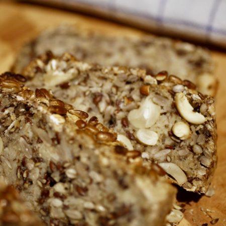 Glutenfreies Brot im Detail