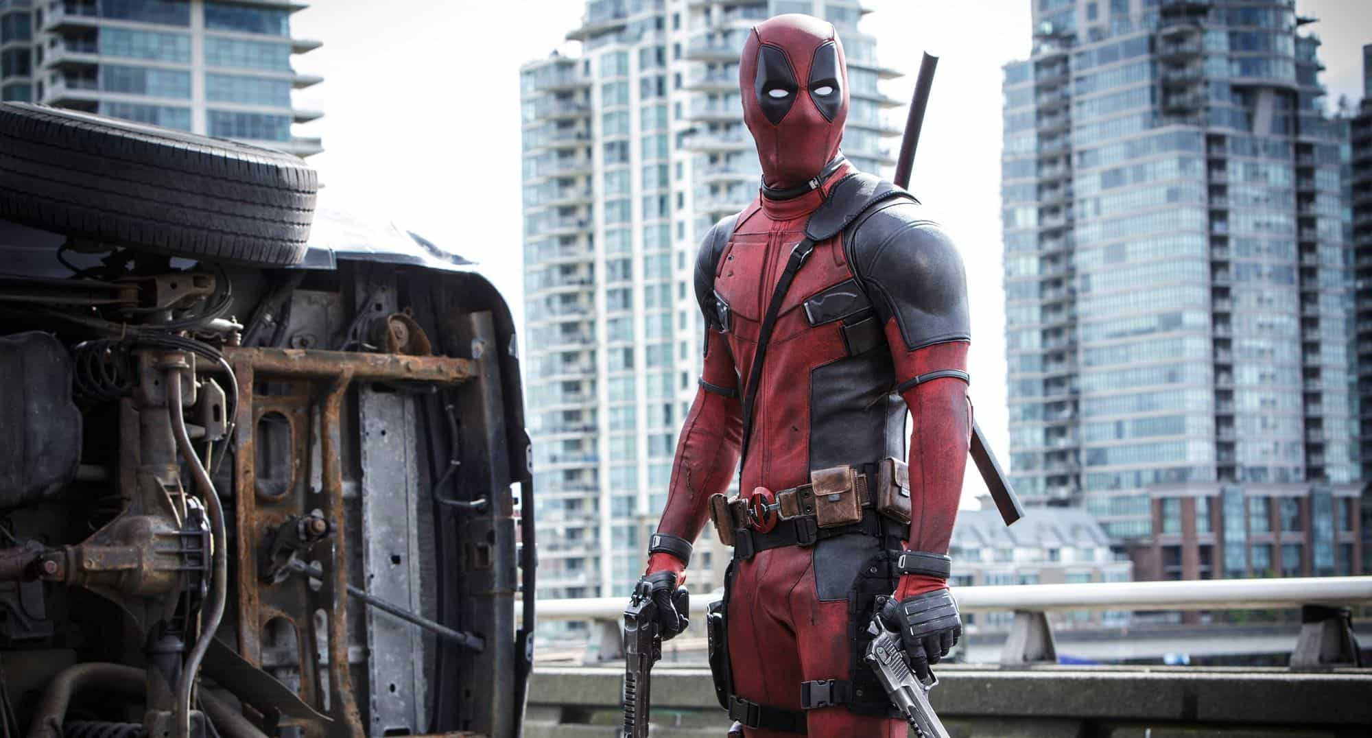 Review zum Film Deadpool