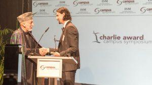 Charlie Award-Träger: Neven Subotić, Hamid Karzai,