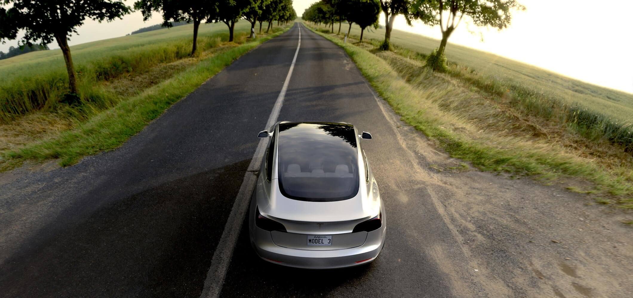Updates zum Tesla Model 3